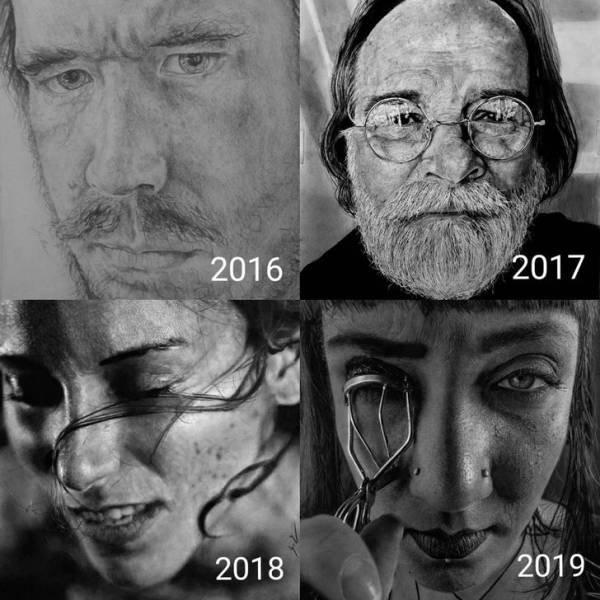 People Share Their Progress (22 pics)