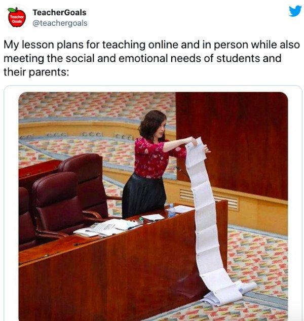 Teachers Memes And Tweets (40 pics)