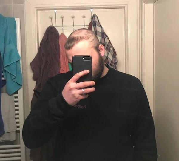 Weird Haircuts (34 pics)