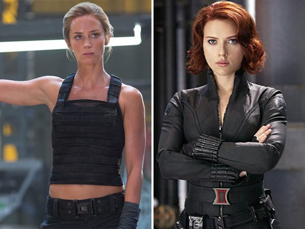 Movie Characters Could Have Played By Other Actors (15 pics)