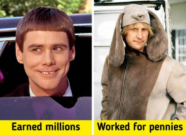 Actors Who Received Small Paychecks For The Movies That Later Became Successful (12 pics)