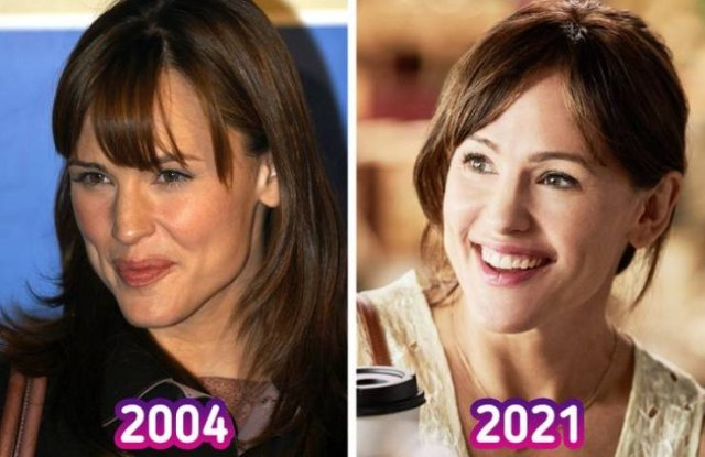 Celebrities Who Refuse Aging (18 pics)