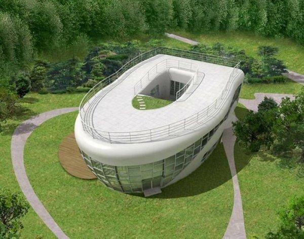 Weird Architecture Around The World (30 pics)