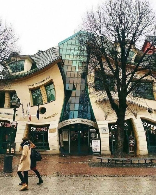 Weird Architecture Around The World (30 pics)