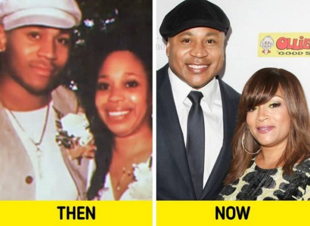 Celebrities Who Married Their First Love (9 pics)