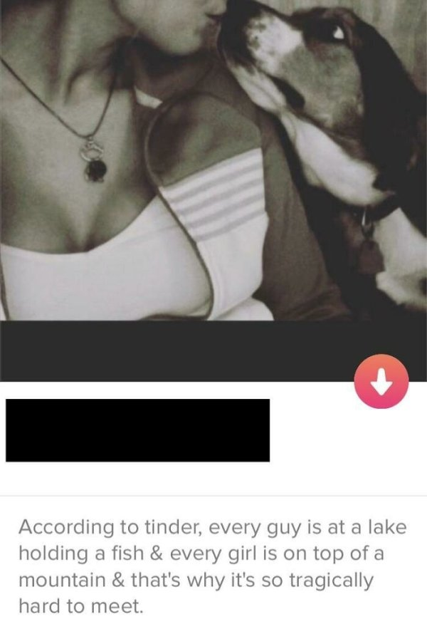 Weird Tinder Profiles (28 pics)