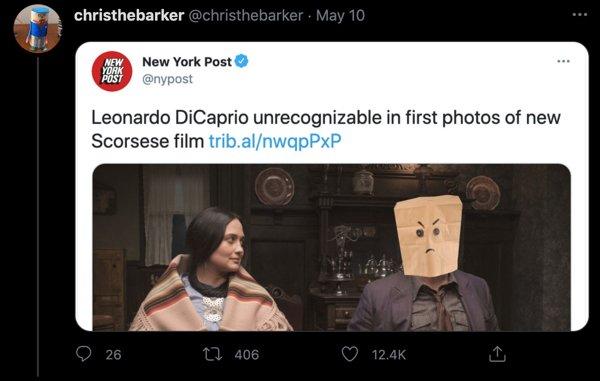 NY Post Says Leonardo DiCaprio Looks Unrecognizable (40 pics)