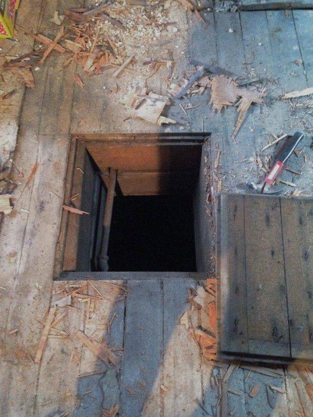 Secret Rooms (18 pics)