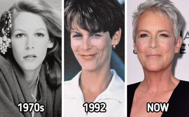 Celebrities Who Age Beautifully (18 pics)