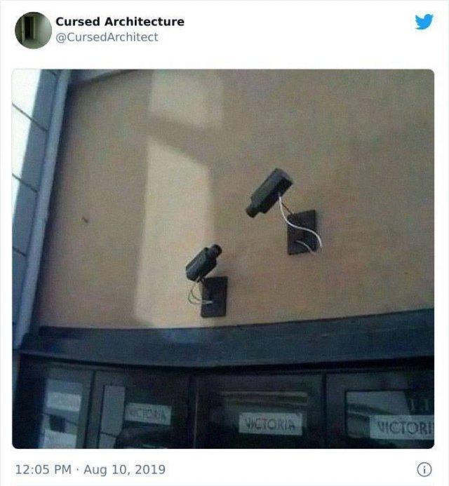 Architecture Fails (40 pics)