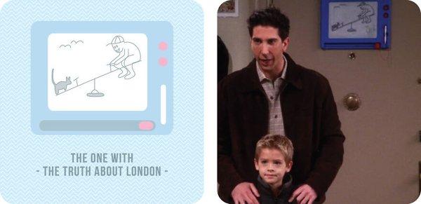 'Friends' Series Secret Messages (55 pics)