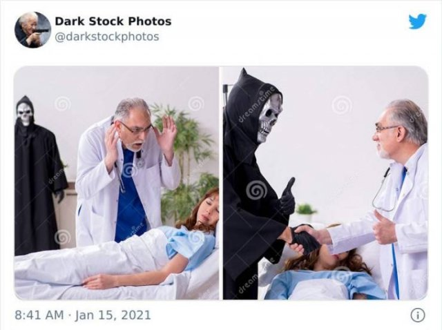 Stock Photography Also Has A Dark Side (27 pics)
