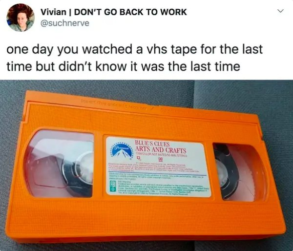 Things People Did For The Last Time Without Realizing It (25 pics)