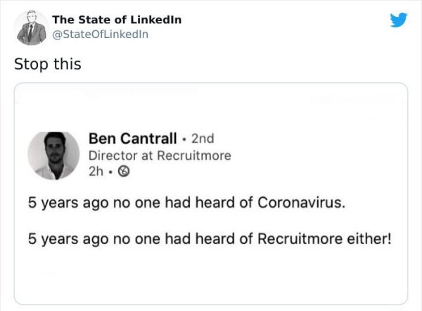 The Truth About LinkedIn (17 pics)