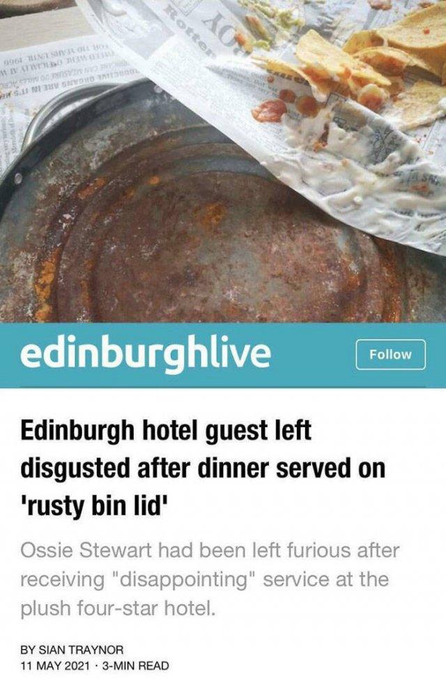 Ridiculous Food Serving (28 pics)
