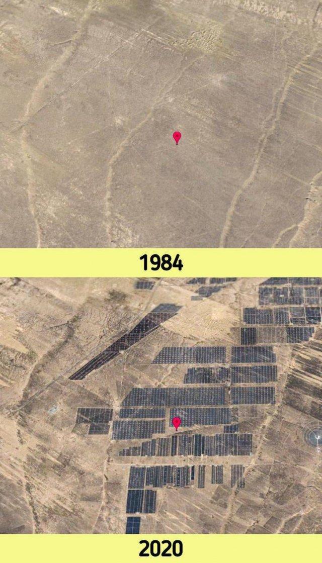 Planet Climate Changes (12 pics)