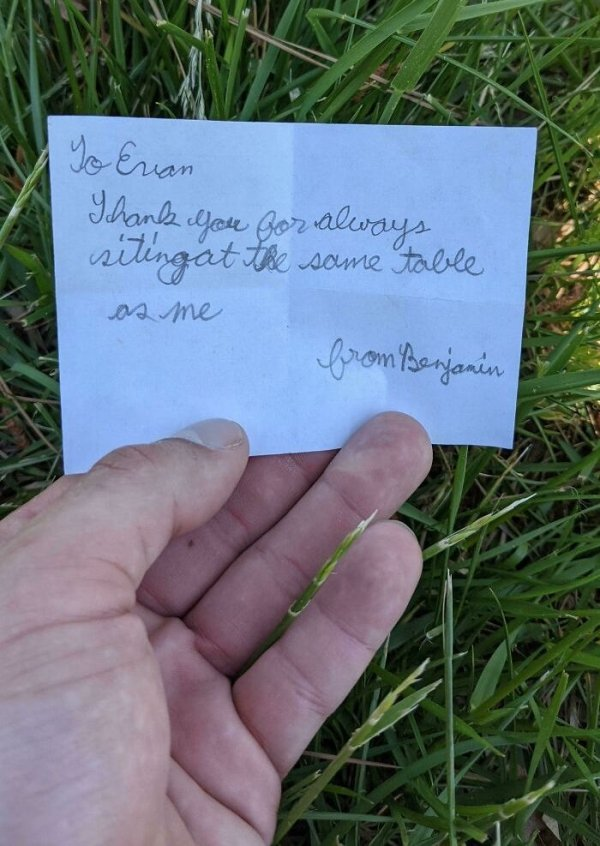 Messages From The Past (27 pics)