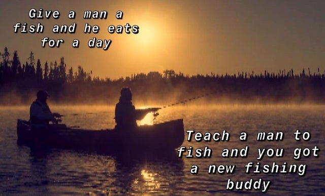 Fishing Memes (35 pics)