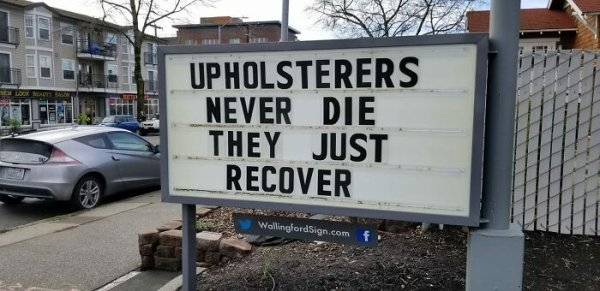 Funny Gas Station Signs (45 pics)