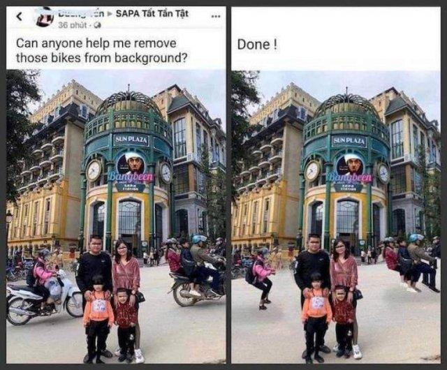 People Doing Stupid Things (29 pics)
