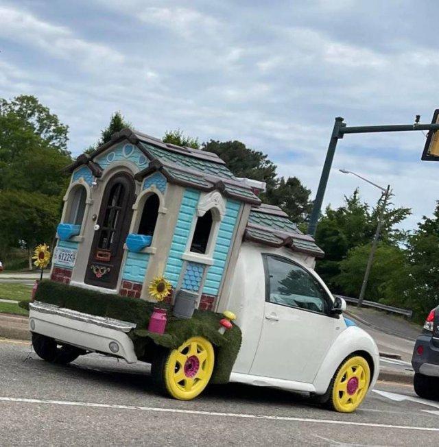 Weird Cars (53 pics)