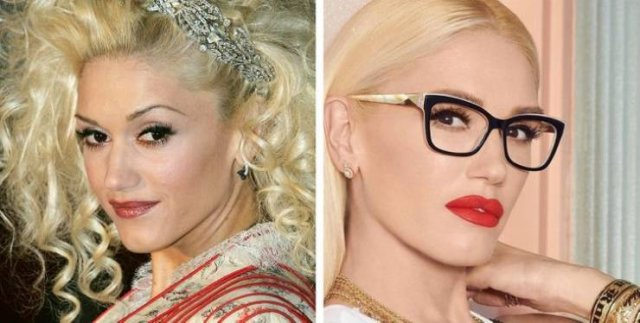 Celebrities In Early 2000's And Now (16 pics)
