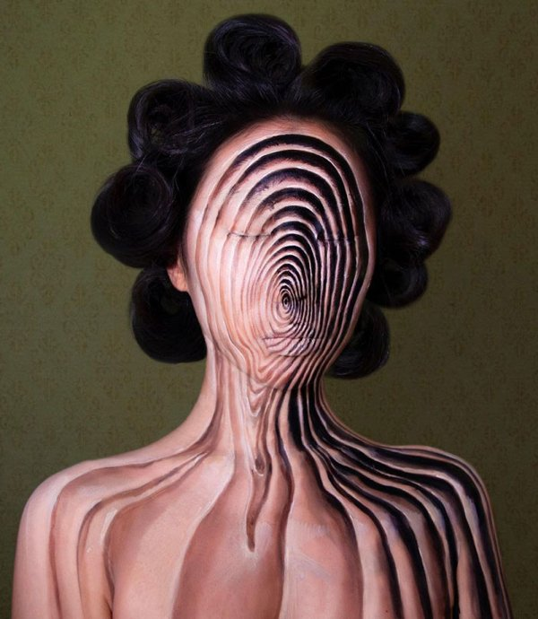 Amazing Face And Body Art (30 pics)