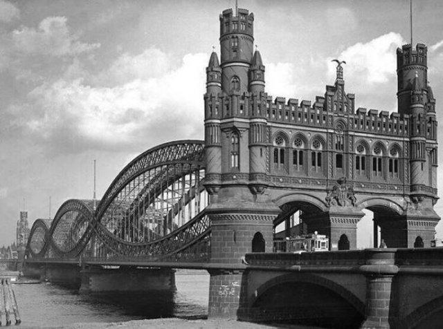 Architecture Masterpieces That No Longer Exist (35 pics)