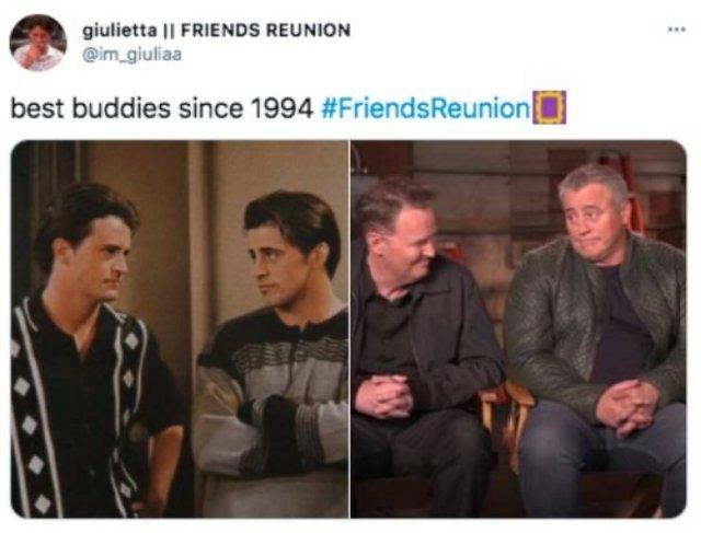 'Friends' Reunion Humor (30 pics)