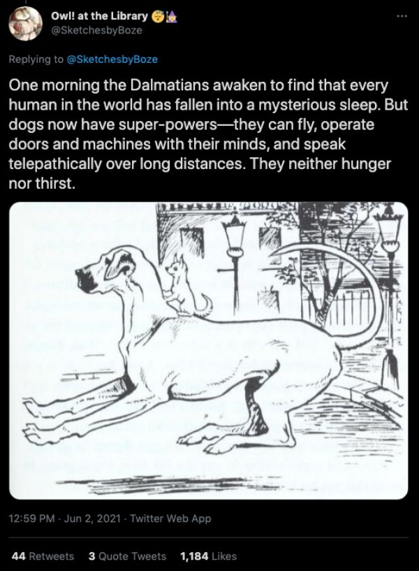 '101 Dalmatians' Sequel That Was Declined By Disney (7 pics)