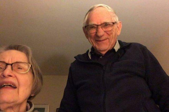 Amazing Grandmas And Grandpas (42 pics)