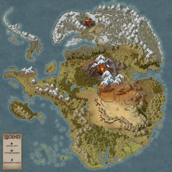 Interesting Maps (18 pics)