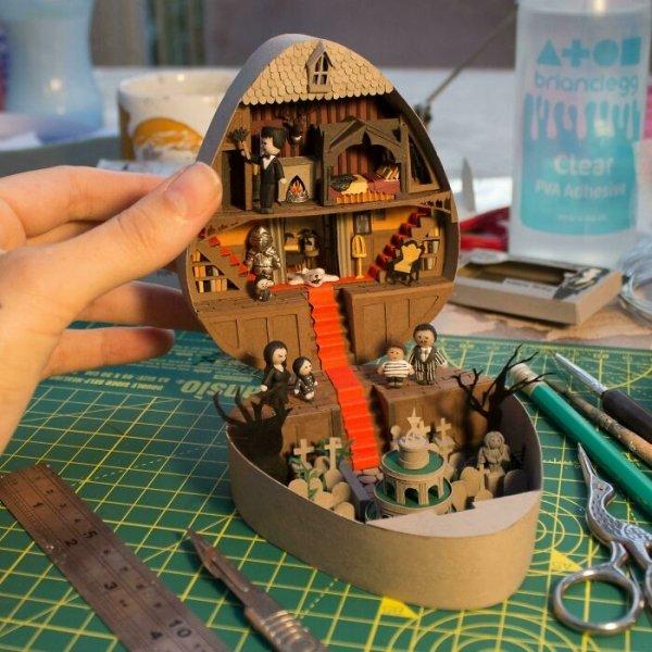 Amazing DIY Projects (30 pics)
