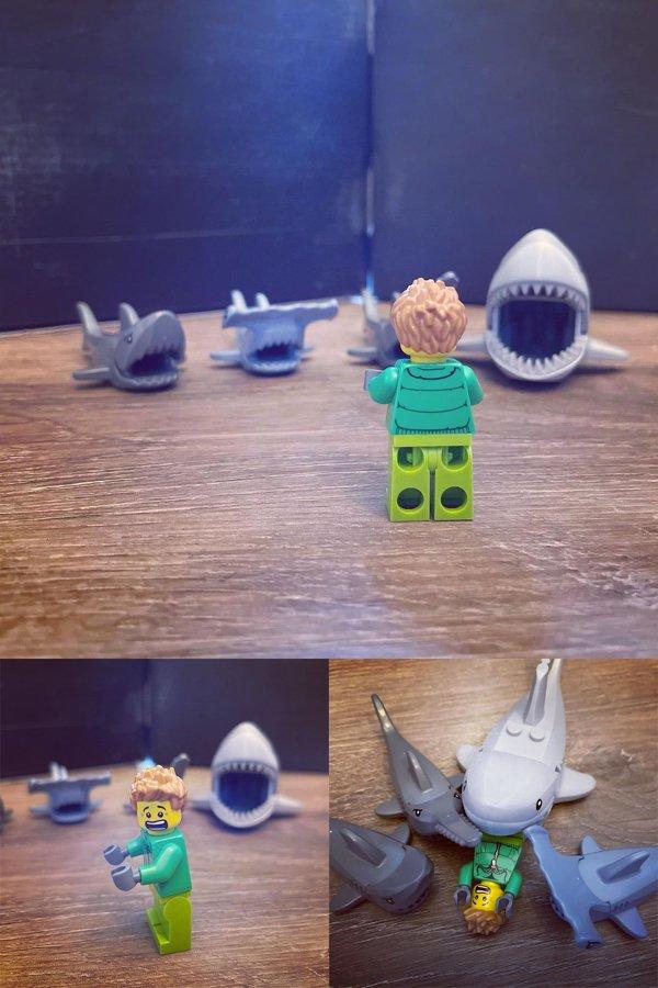 It's A LEGO World (32 pics)