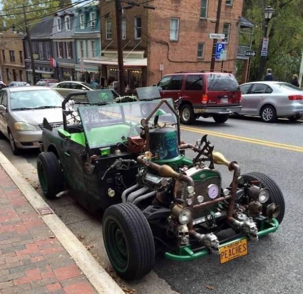 Weird Cars (38 pics)