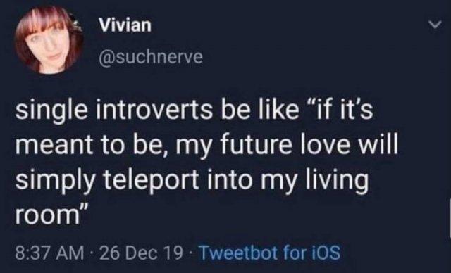 Introvert Memes (25 pics)