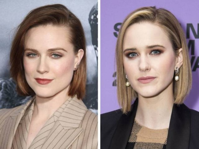 Celebrity Who Look Like They're Relatives (17 pics)