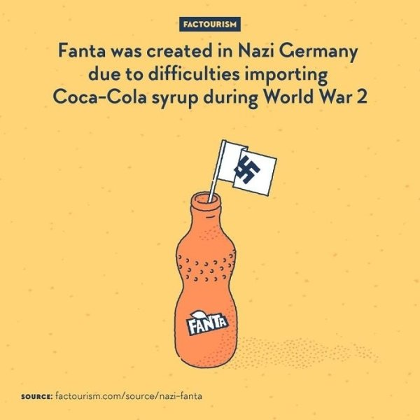 Intriguing Facts (32 pics)