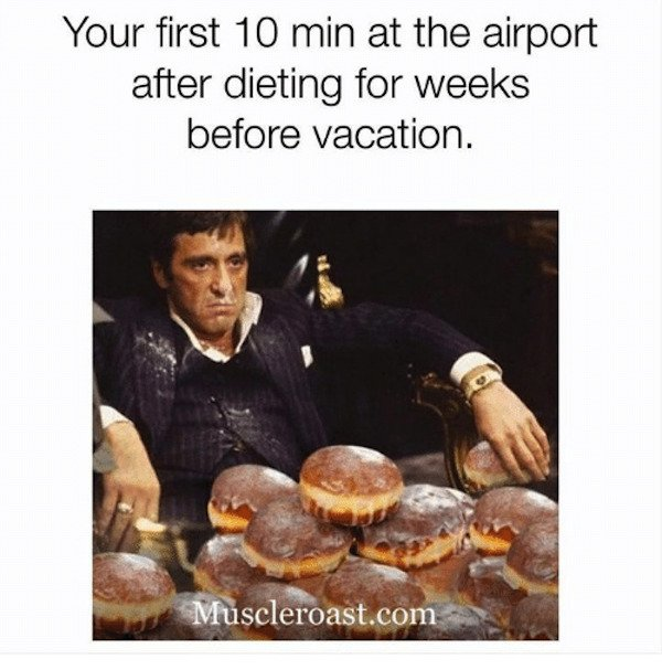 Vacation Memes (32 pics)