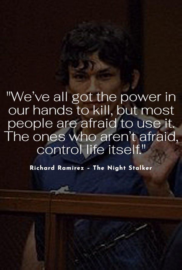 Serial Killers Creepy Quotes (15 pics)