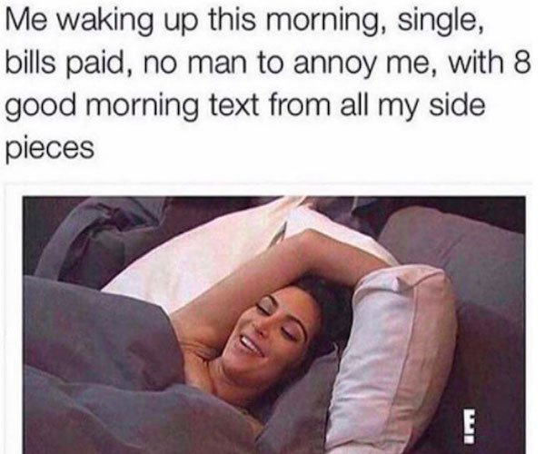 Memes For Single People (27 pics)