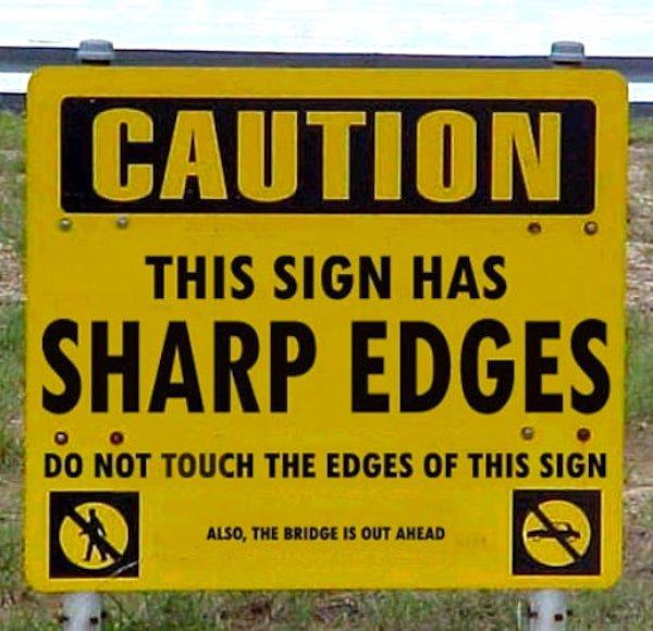 Odd Signs (33 pics)