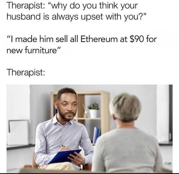 Cryptocurrency Memes (40 pics)
