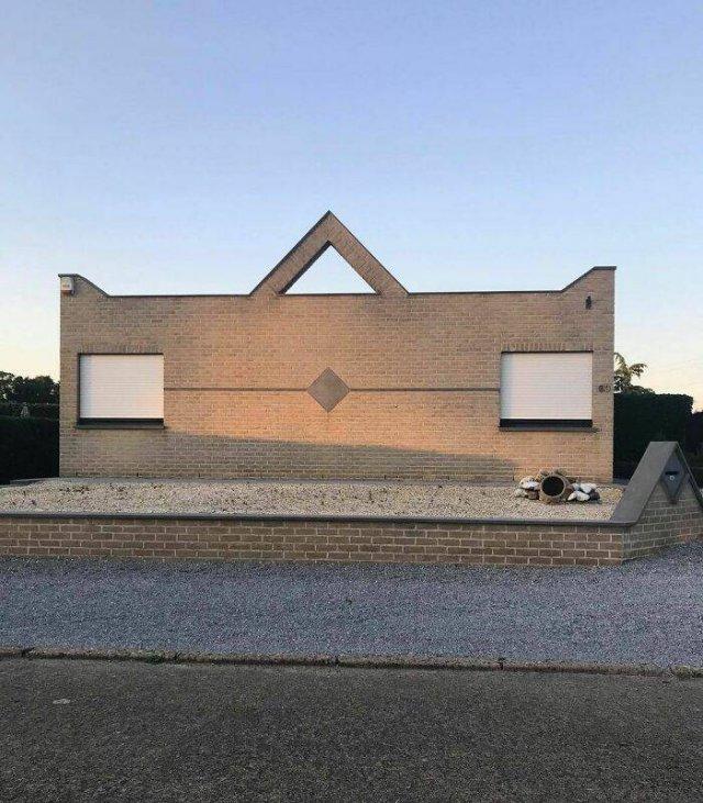 Strange Belgian Houses (30 pics)