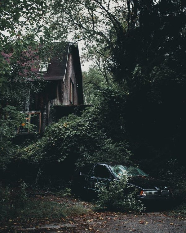 Abandoned Places (20 pics)