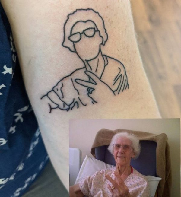 Every Tattoo Has A Meaning (20 pics)