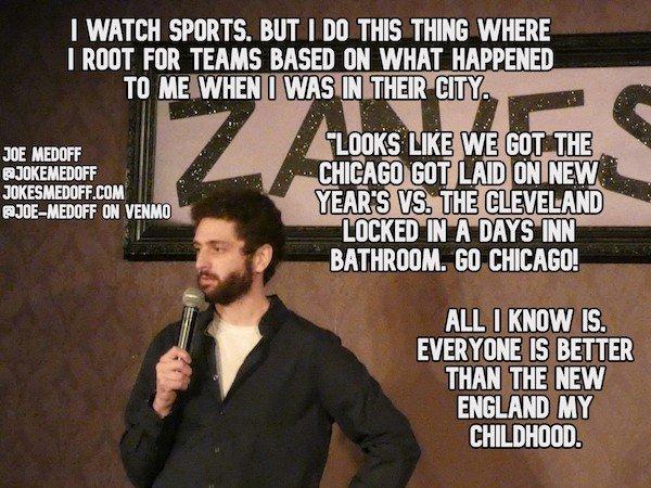 Standup Jokes (16 pics)