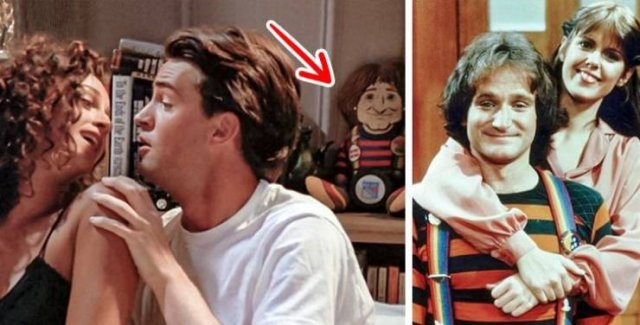 'Friends' Series Facts (16 pics)