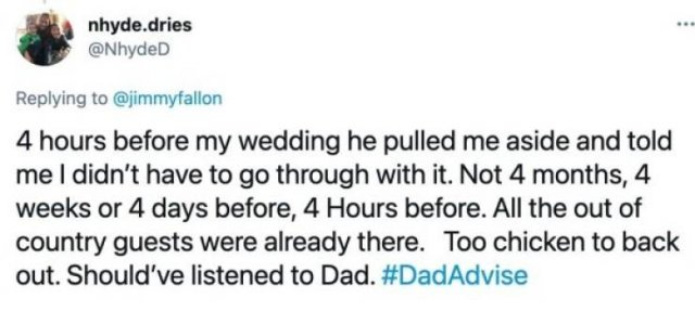 The Best And The Worst Dads Advices (30 pics)