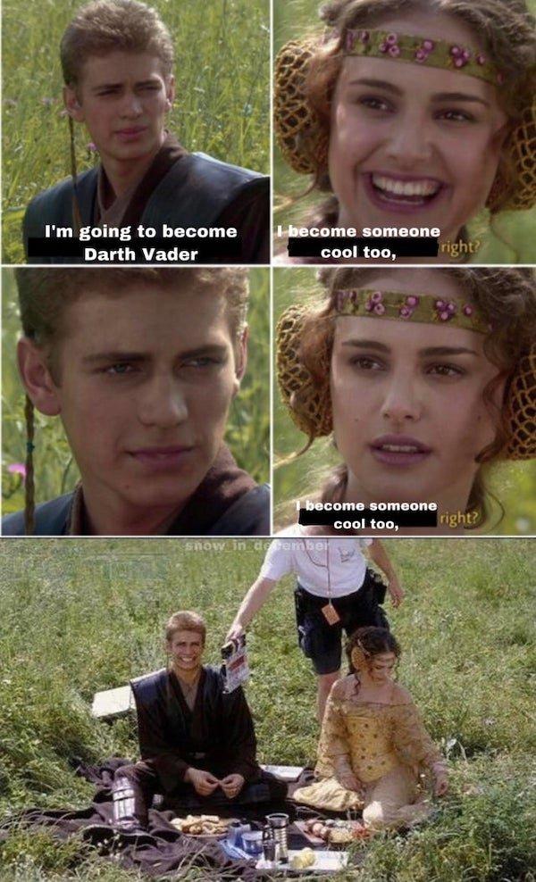 Star Wars Memes (37 pics)